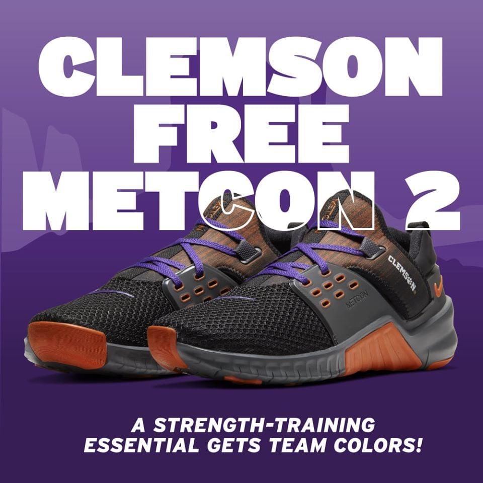 Clemson retcon 2