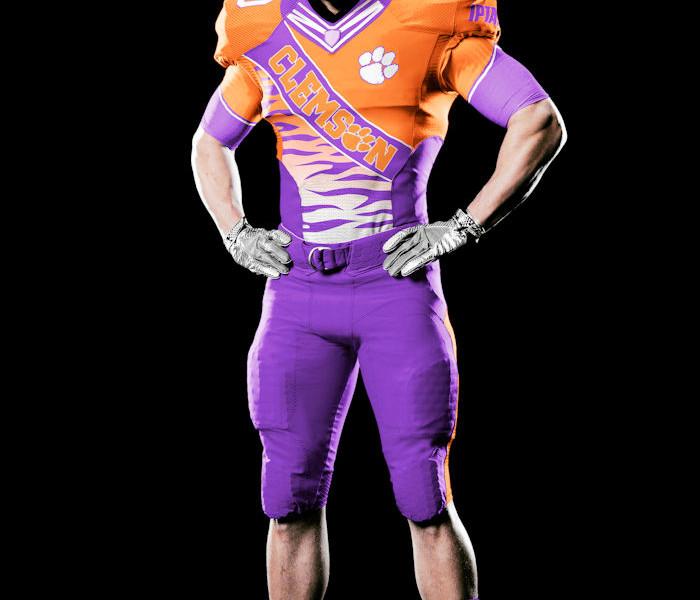 Photo Alternate Clemson Jerseys Based On Band Uniforms The Tff News